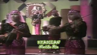 Nasida Ria - Keadilan (Aneka Ria Safari Music Video & Clear Sound)