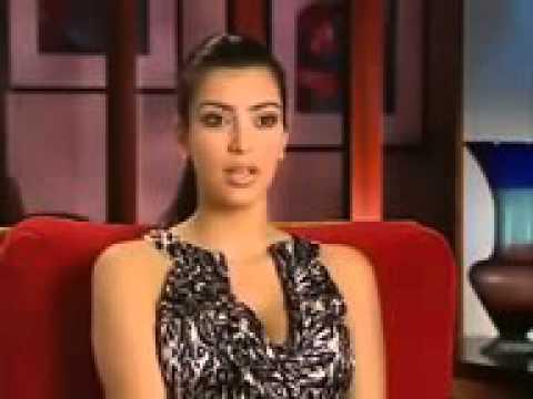 Kim Kardashian on Paris Hilton