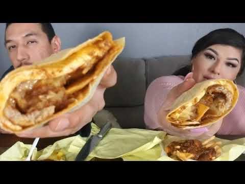 Chili cheese breakfast  mukbang show