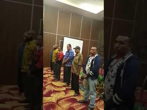 Merinding :Papua deklarasi PRABOWO PRESIDENT 2019
