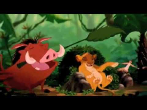 Hakuna Matata - Lion King HD