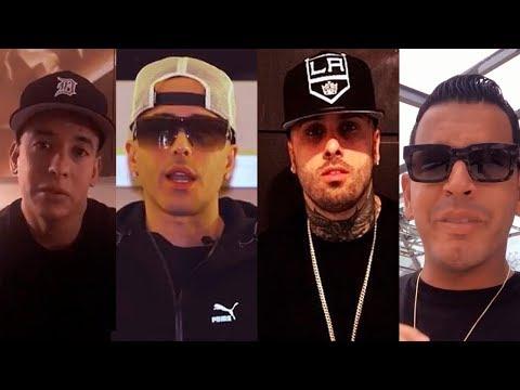 Artistas del Reggaeton preocupados por Puerto Rico tras el Huracan Maria