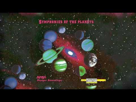 NASA– Voyager Recordings – Symphonies of the Planets 1-5 |Co