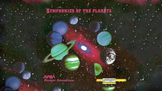 NASA- Voyager Recordings - Symphonies of the Planets 1-5 |Complete Recordings HD|