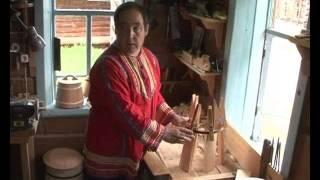 видео деревянная кадка своими руками