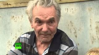 Пострадавшие от авиаудара в селе Старая Кондрашовка: За что это нам?