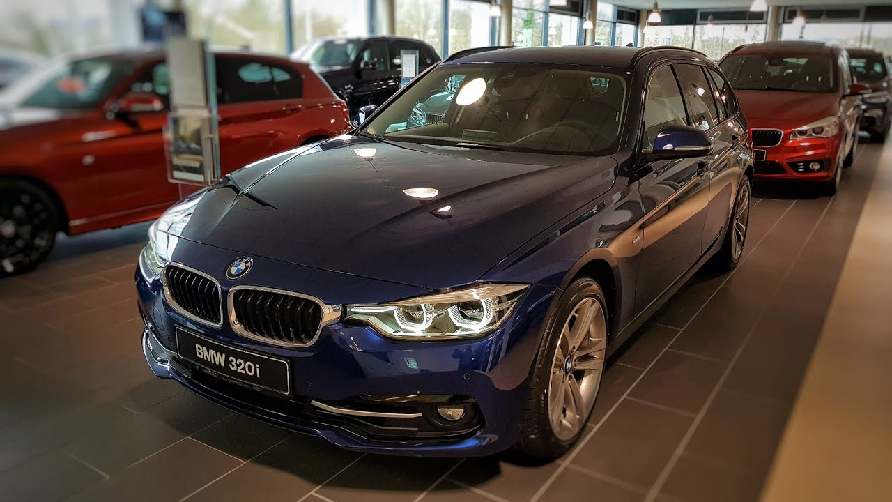 2018 bmw 320i touring modell sport line. Black Bedroom Furniture Sets. Home Design Ideas