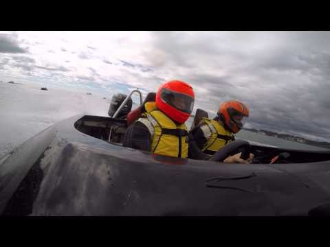 Whitianga - Offshore Powerboat Race (Watch in 1080p)