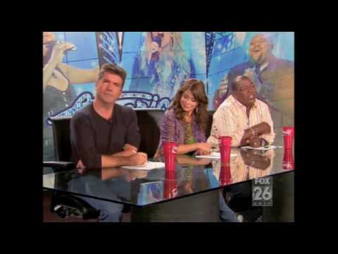 Ace Young's American Idol Audition