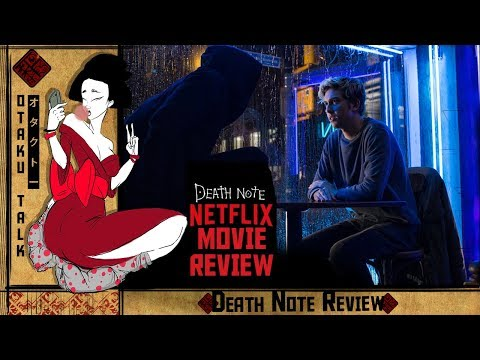 Death Note: Netflix Live Action Movie Review-A Light At The End Of The Tunnel
