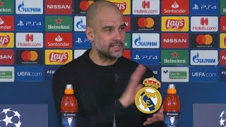Слова Гвардиолы после победы над Реалом Реал Мадрид 1 2 Манчестер Сити