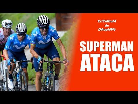 🇫🇷 CRITERIUM DU DAUPHINÉ Libéré 2021 🇫🇷 etapa 7 – NAIRO Quintana SUPERMAN López Alejandro VALVERDE