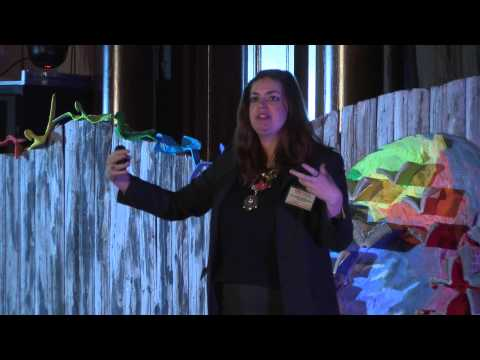 The art of wandering | Suzanne Richardson | TEDxUtica