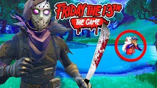 *NEU* FRIDAY THE 13th Modus in Fortnite Battle Royale !