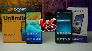 LG Stylo 4 Boost Mobile vs LG Stylo 4 Metro PCS | Who Will Win?