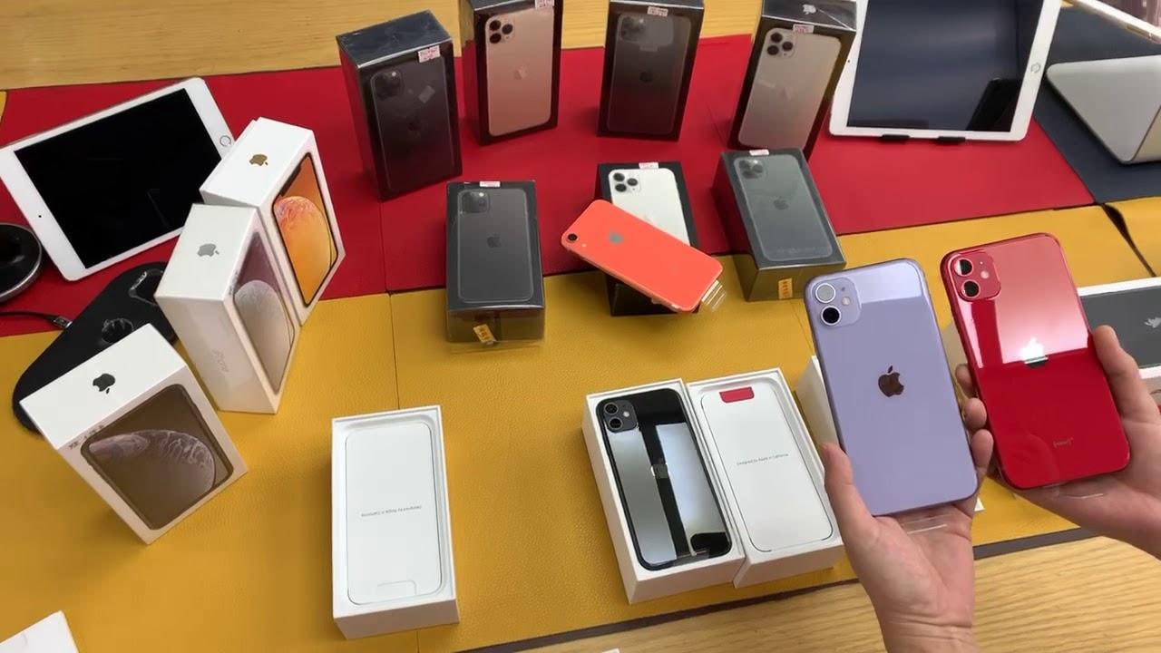 đập Hộp Iphone 11 Tại Ibox Vietnam 71b điện Bien Phủ Hải Phong