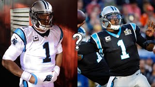 Can Cam Newton Lead The Carolina Panthers Back To The Super Bowl