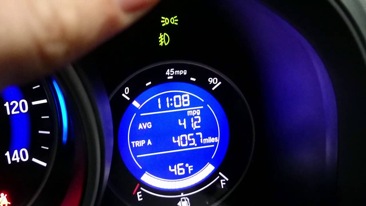 2015 Honda Fit Drives Over 400 Miles On One Tank Of Gas!   YouTube