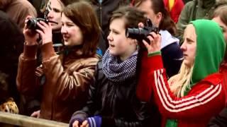 2012 - Niels Destadsbader (Helemaal weg van jou) in Bellewaerde Park