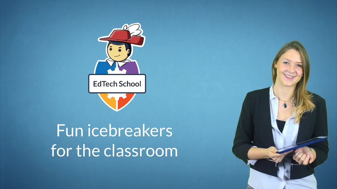 Fun ice breaker ideas for in the classroom and how to create them