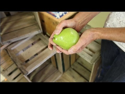 how to ripen pears fast