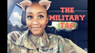 THE MILITARY TAG | ARMY ACTIVE DUTY