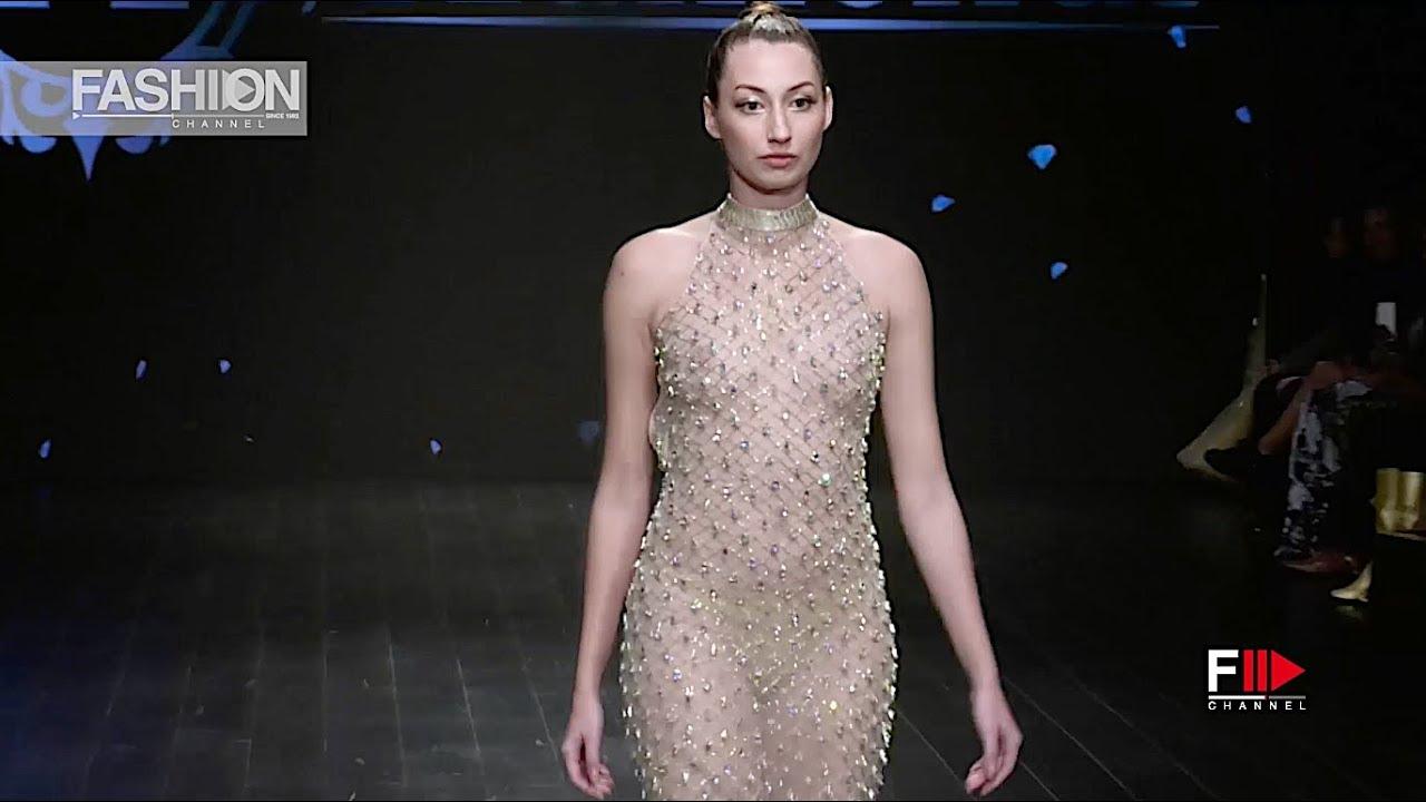 Arzamendi Style Los Angeles Fashion Week Ahf Fw 2018 2019 Fashion Channel Youtube