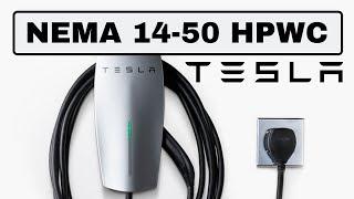 TESLA releases their NEMA 14-50 HPWC... FINALLY!