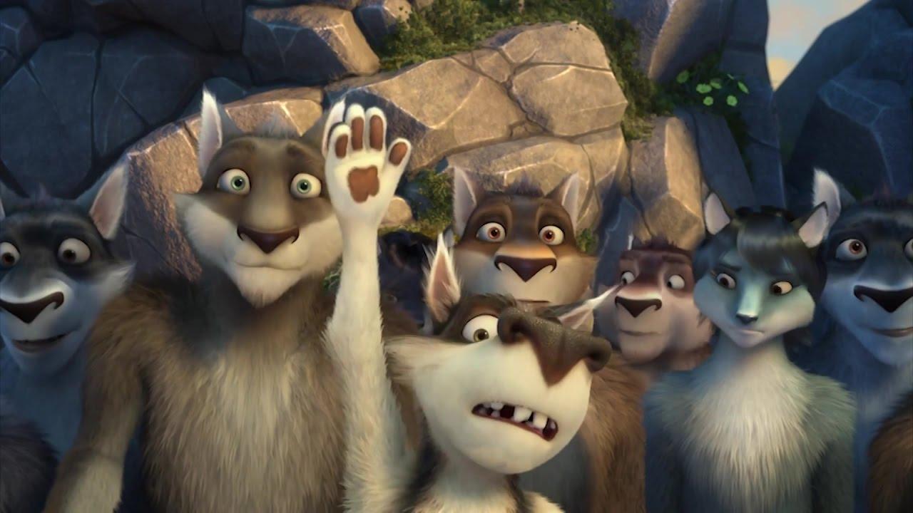 Волки и овцы бе-е-е-зумное превращение картинка