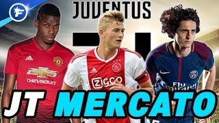 La Juventus met le feu au marché des transferts | Journal du Mercato