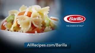 Chicago: Farfalle With Giardiniera, Cherry Tomatoes And Shredded Mozzarella