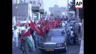 PFLP demonstraion in Nablus and protest in Bethlehem