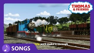 All You Need Are Friends | Steam Team Sing Alongs | Thomas & Friends