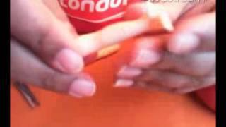 Tinker Bell - 3° parte ( final) Biscuit / Porcelana Fria
