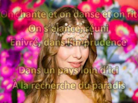 ZOË   Loin d'iciKARAOKE Eurovision Austria 2016 Lyrics