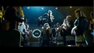Real Steel-Adam And Max Entrance Dance-HD