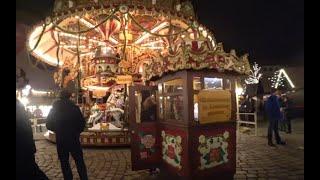 Christmas Market in Nuremberg - Christkindlesmarkt Nürnberg 2019