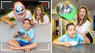 PRANKING Our SON For a WHOLE DAY! (GONE WRONG) 🤣   The Royalty Family