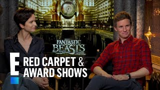 """Fantastic Beasts"" Stars Play ""Who"