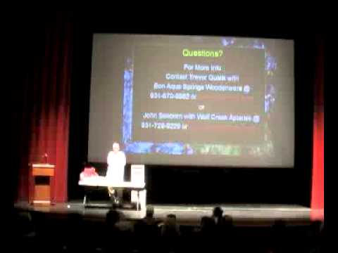 John Seaborn Part 2 - Philadelphia Beekeepers Guild Natural