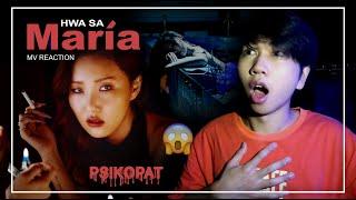 Hwa Sa(화사) _ Maria(마리아) MV REACTION | Indonesia