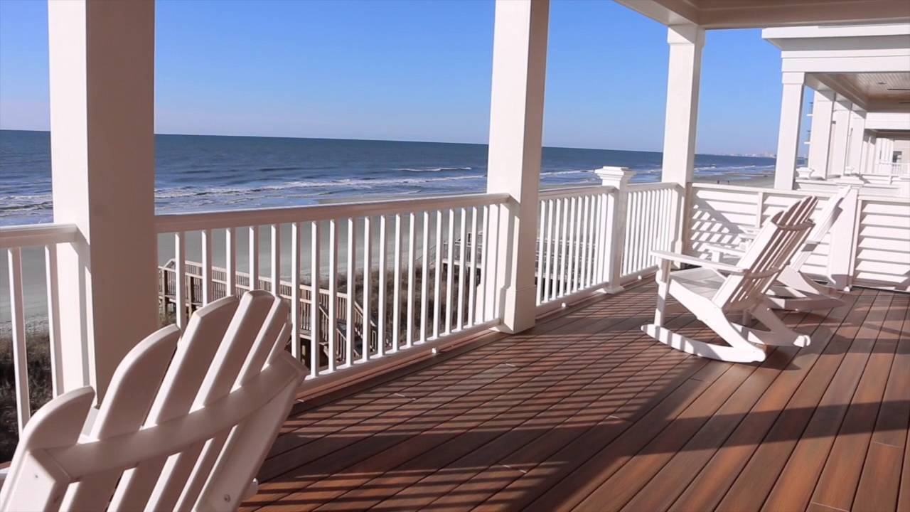North Myrtle Beach Living Beach House Tour By Baby Gizmo   YouTube