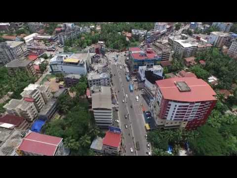 Mangalore Aerial View - Quad Perspective - Dji Phantom