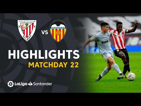 Ath. Bilbao Valencia Goals And Highlights