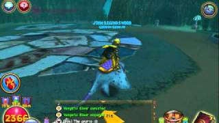 Wizard 101 - The Grotto Area!