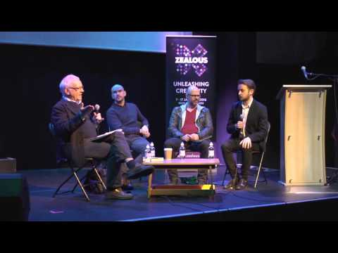 Alternative money in arts funding | Panel Discussion | Zealous X Talks