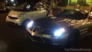 Mercedes SLR McLaren 722s - SOUND and Detailed WALKAROUND