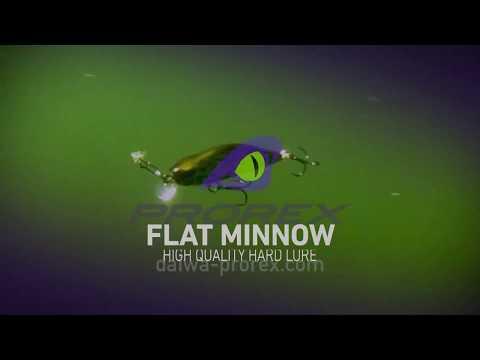 Daiwa Prorex Flat Minnow 50 SS