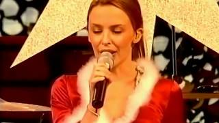 Kylie Minogue - Santa Baby (East Timor 1999) [Live]