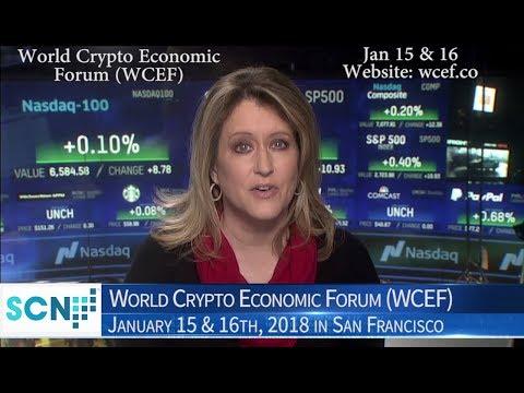 The World Crypto Economic Forum (WCEF) in the San Francisco Bay Area - Jan 15th & 16th
